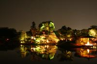 春の宵待庭園